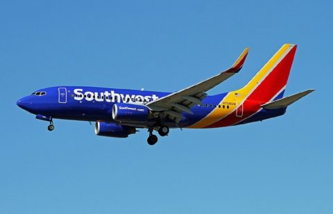 Southwest Airlines - Valley International Airport