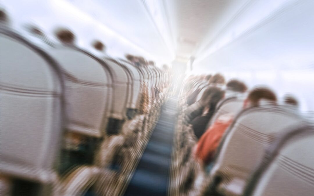 How to Stay Calm During Turbulence